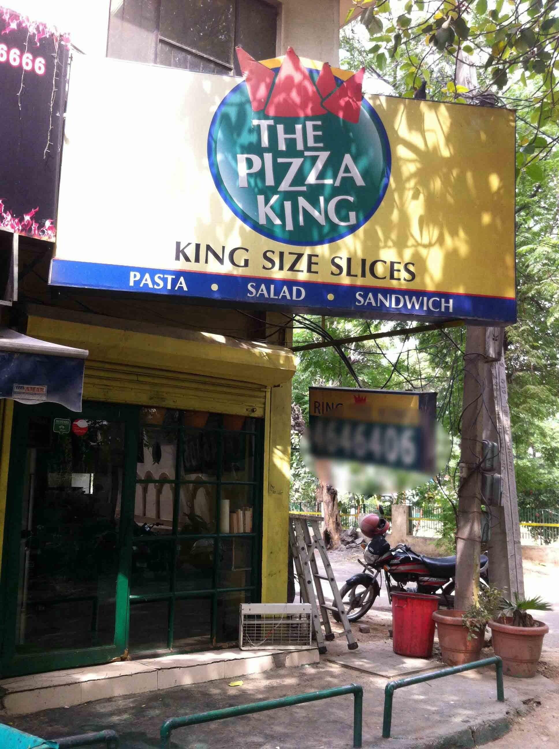 Pizza King SM - Sarabha Nagar - Ludhiana Image