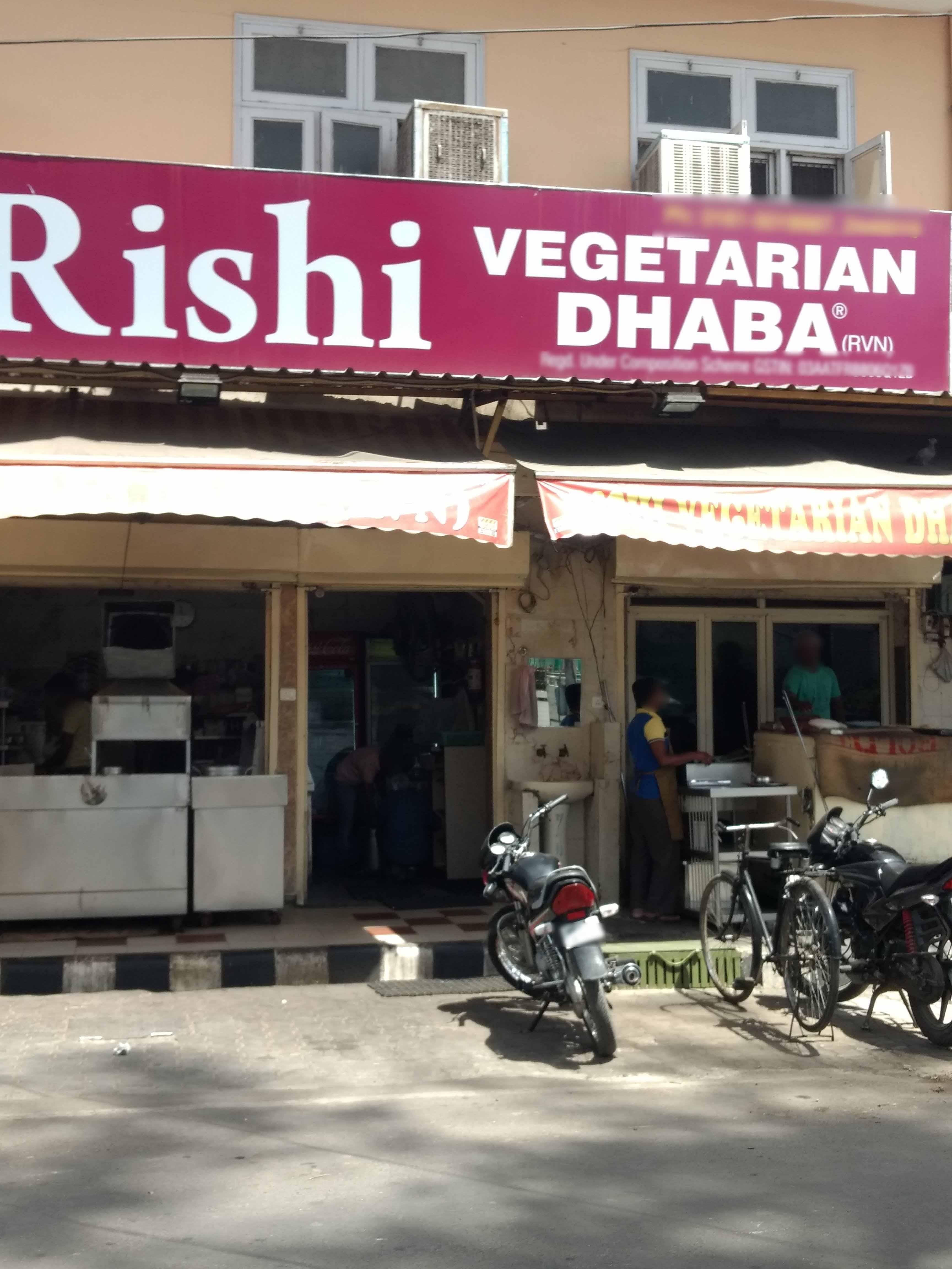 Rishi Vegetarian Dhaba - Model Town - Ludhiana Image