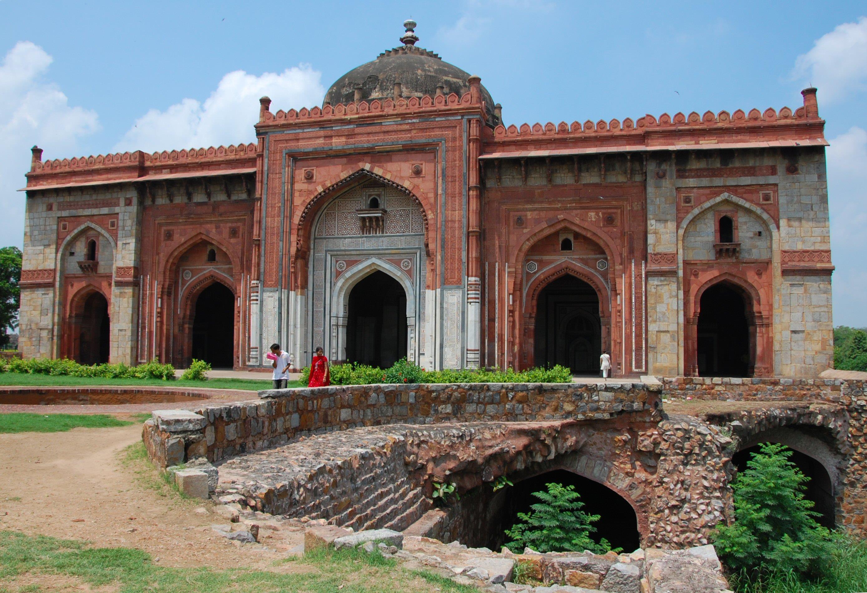 Purana Quila (Old Fort) - Delhi Image