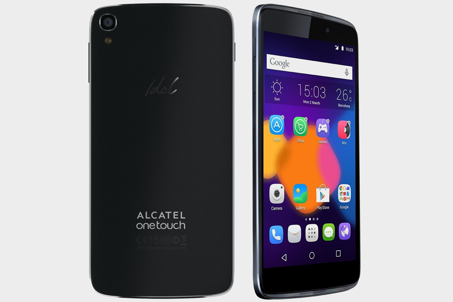 ALCATEL ONE TOUCH IDOL 3 Photos Images And Wallpapers MouthShut Com