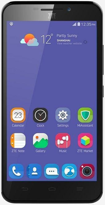 ZTE Grand S3 Image