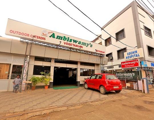 Ambiswamy's - Pallimukku - Kochi Image