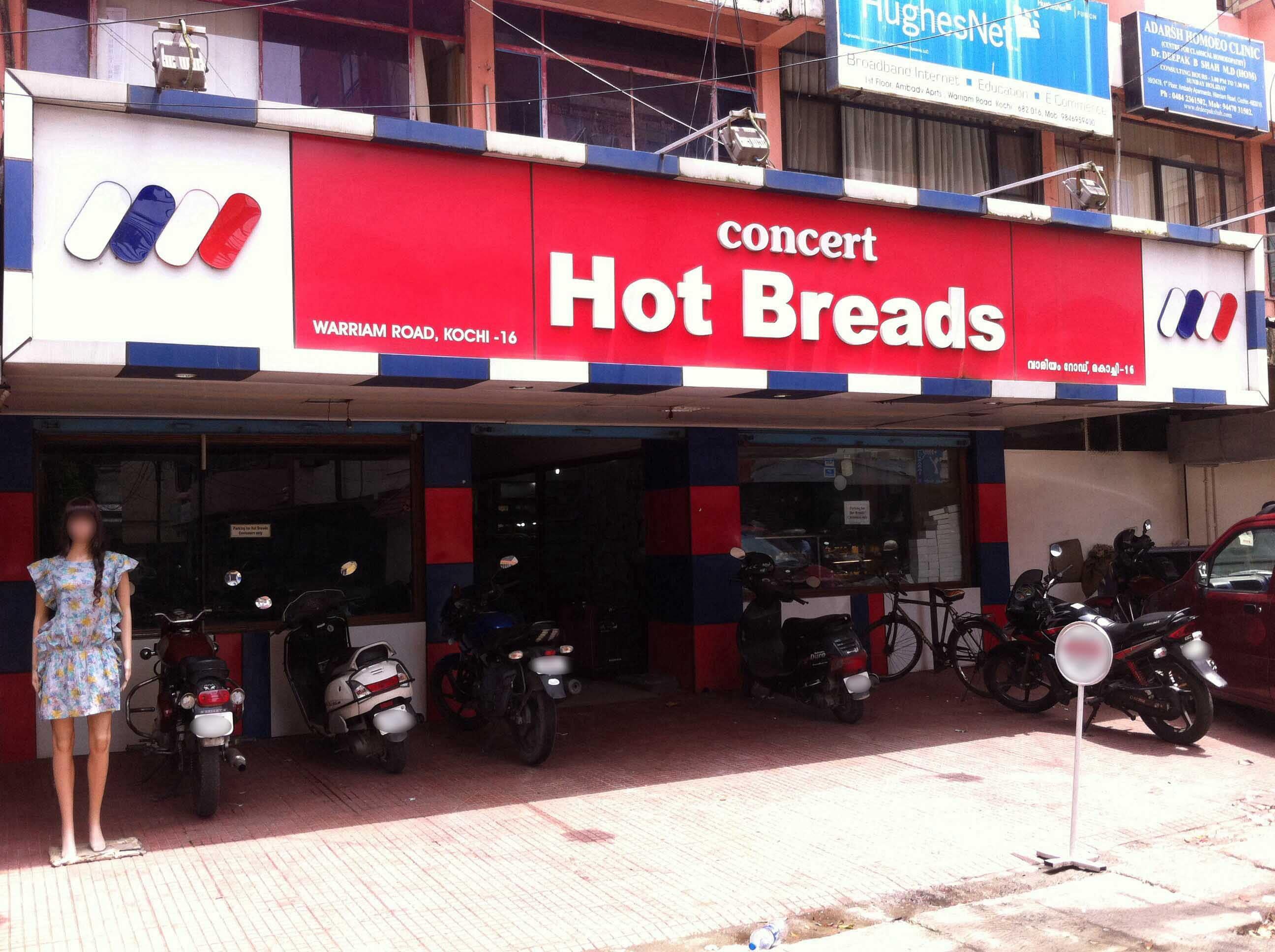 Hot Breads - Pallimukku - Kochi Image