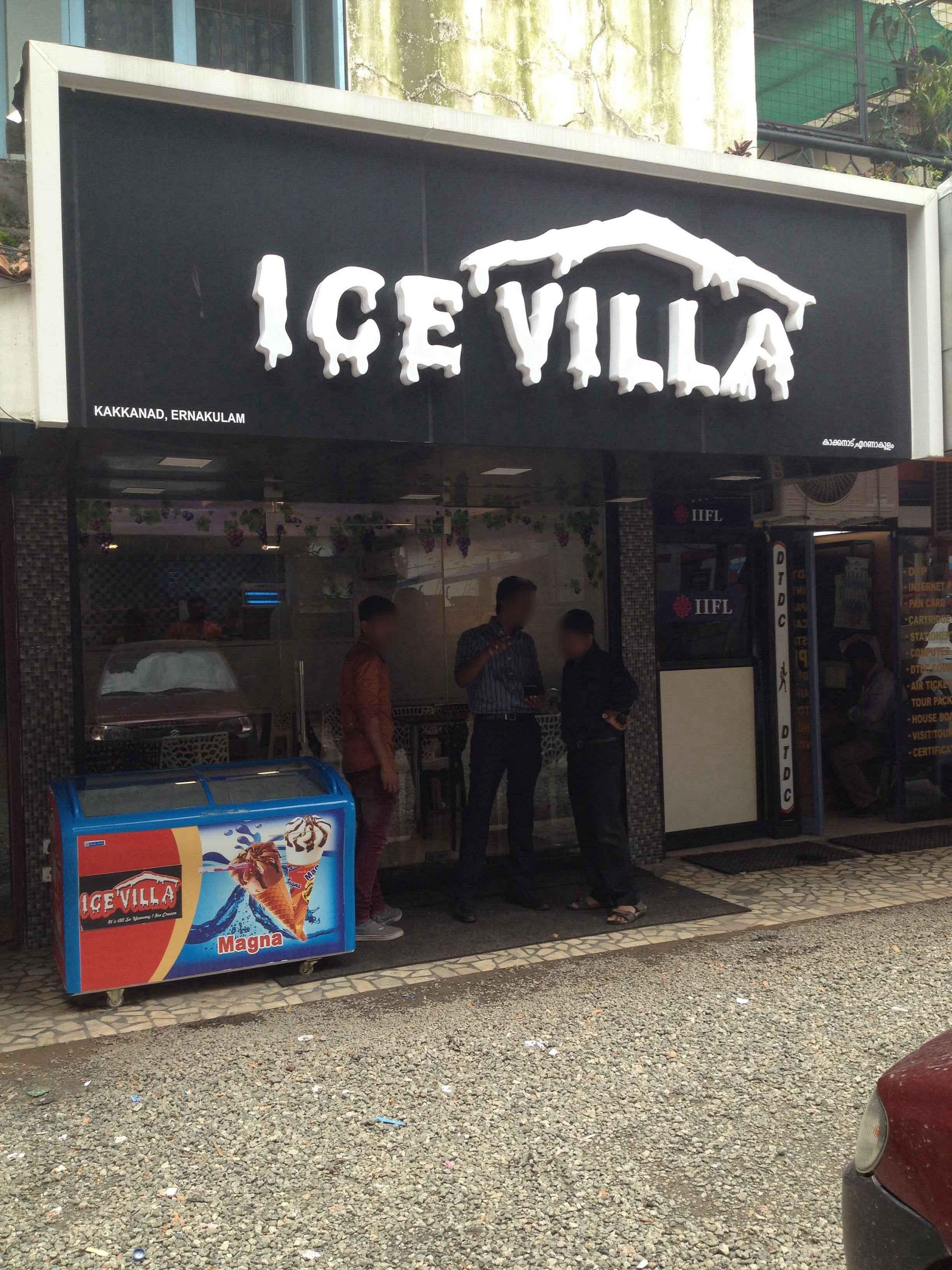 ICE VILLA - Vazhakkala - Kochi Image
