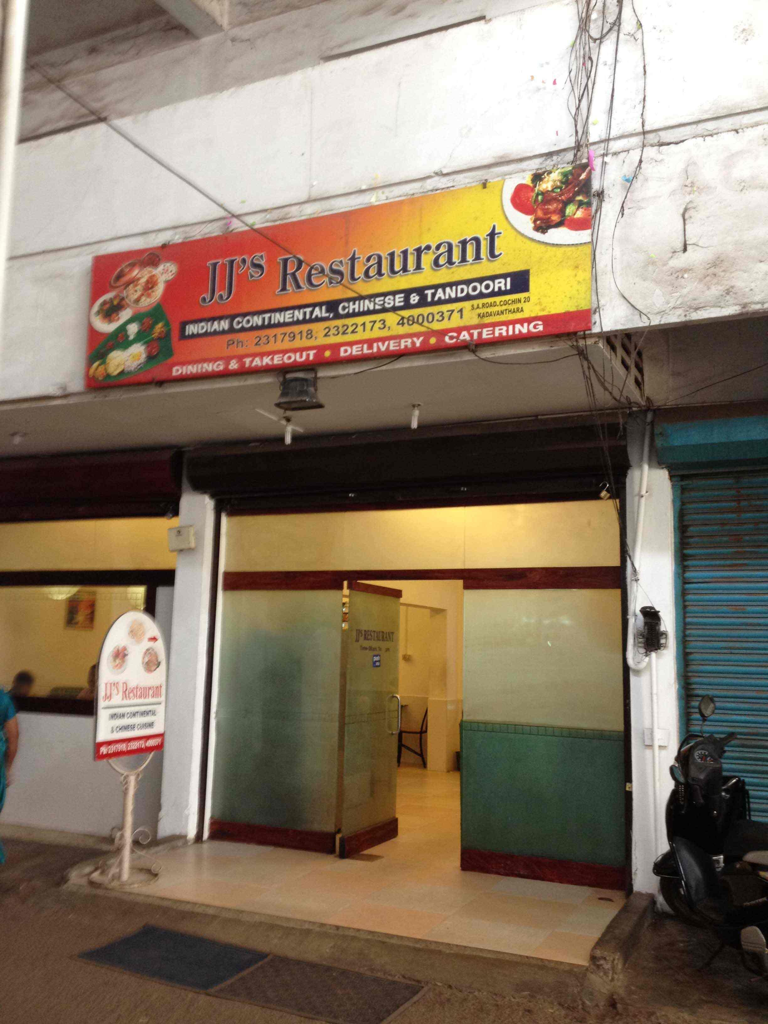 JJ's Restaurant - Kadavanthra - Kochi Image