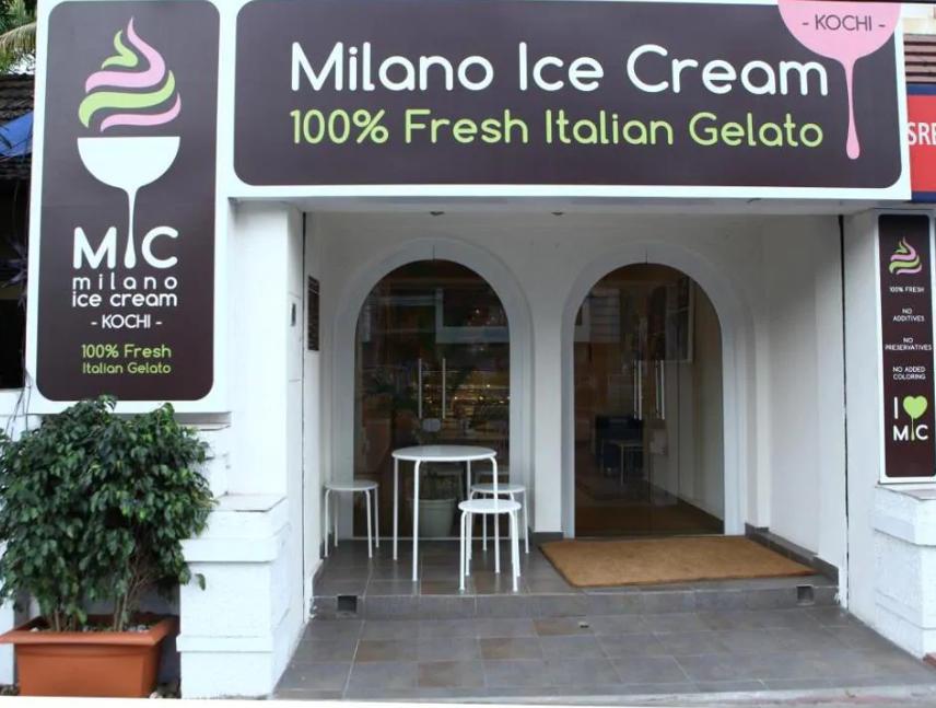 Milano Ice Cream - Pallimukku - Kochi Image