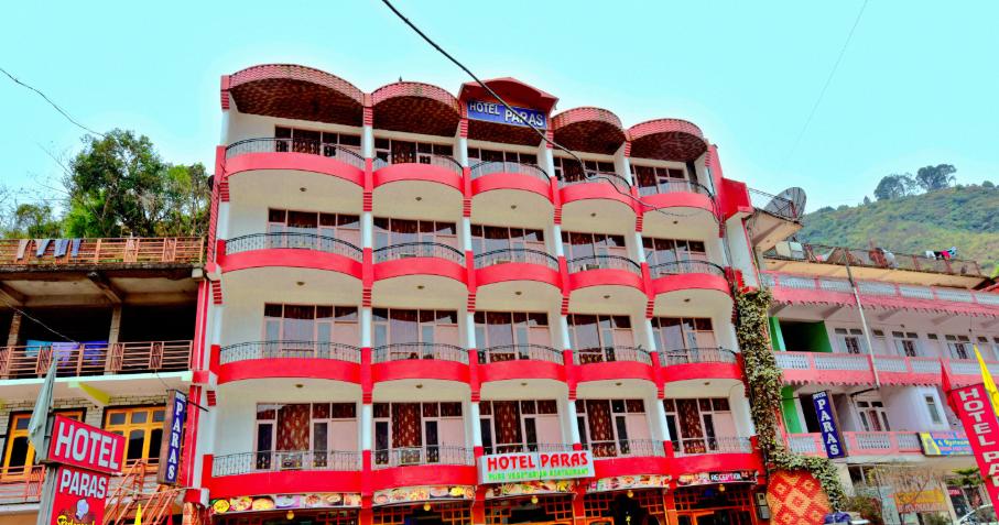 Hotel Paras - Mandi Image