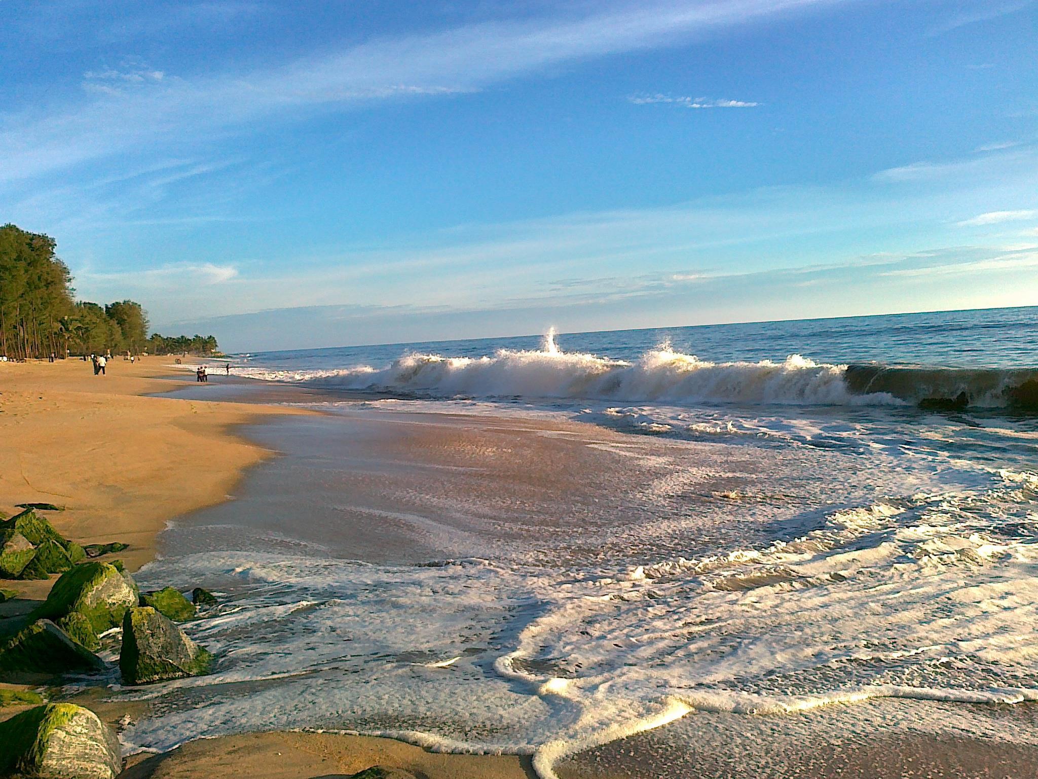 Ullal Beach - Mangalore Image
