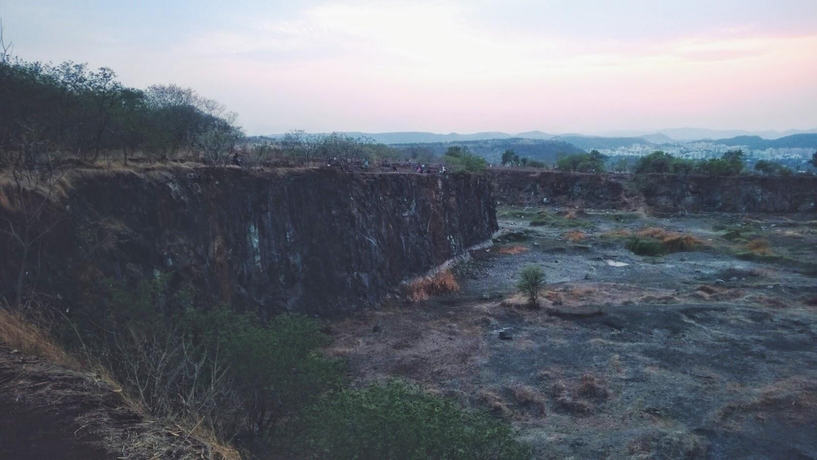 Vetal Hill - Pune Image