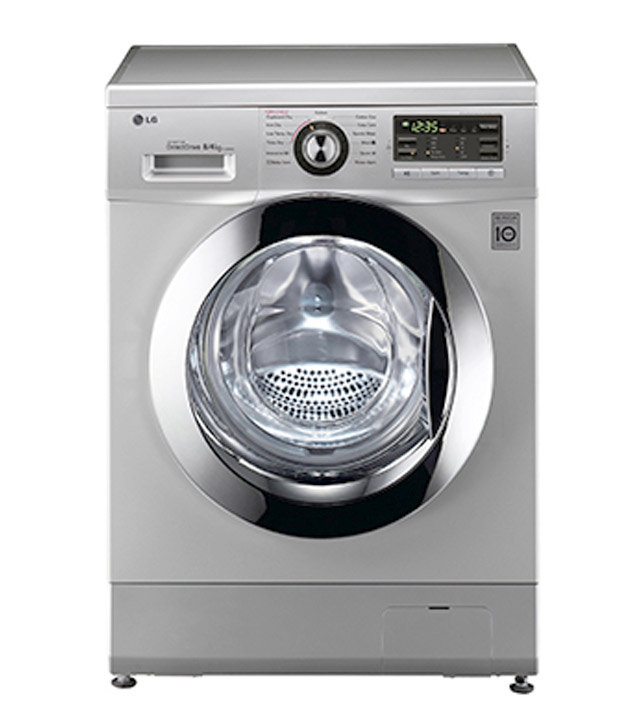 washing machine ratings lg f1496adp24 8 4 kg fully automatic front loading washing 31321