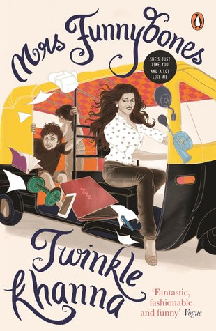 Mrs Funnybones - Twinkle Khanna Image