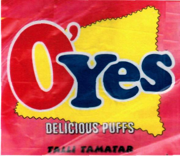 O'YES Delicious Puffs Image