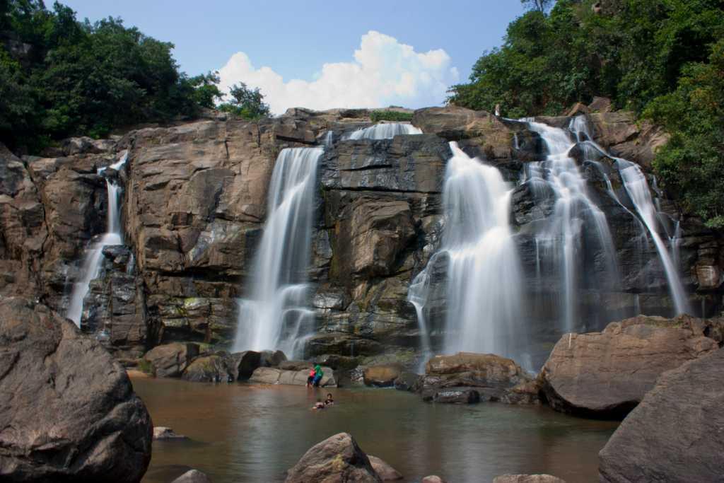 Panch Gagh Falls - Ranchi Image