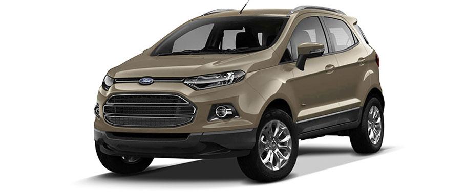 Ford Ecosport 1.0L Petrol EcoBoost Titanium (O) MT Image