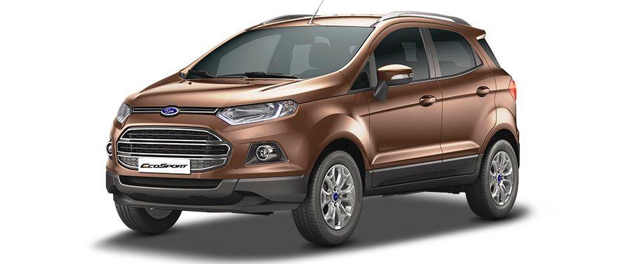 Ford Ecosport 15L Diesel Titanium O MT Image