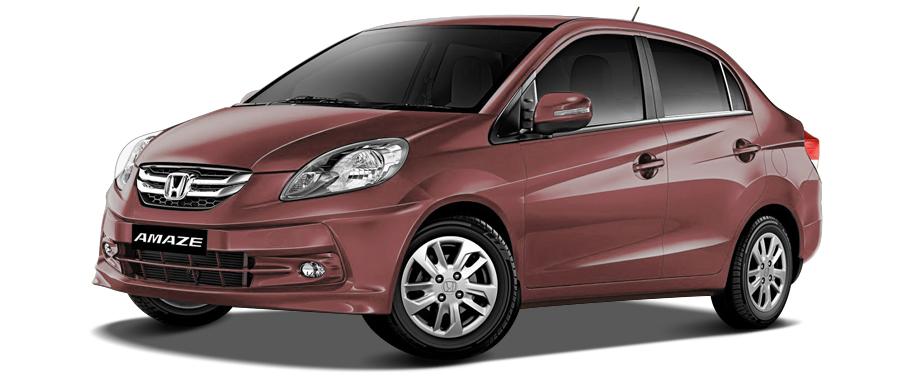 Honda Amaze S AT i-VTEC Image