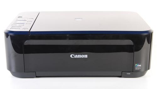 Canon PIXMA E500 Image