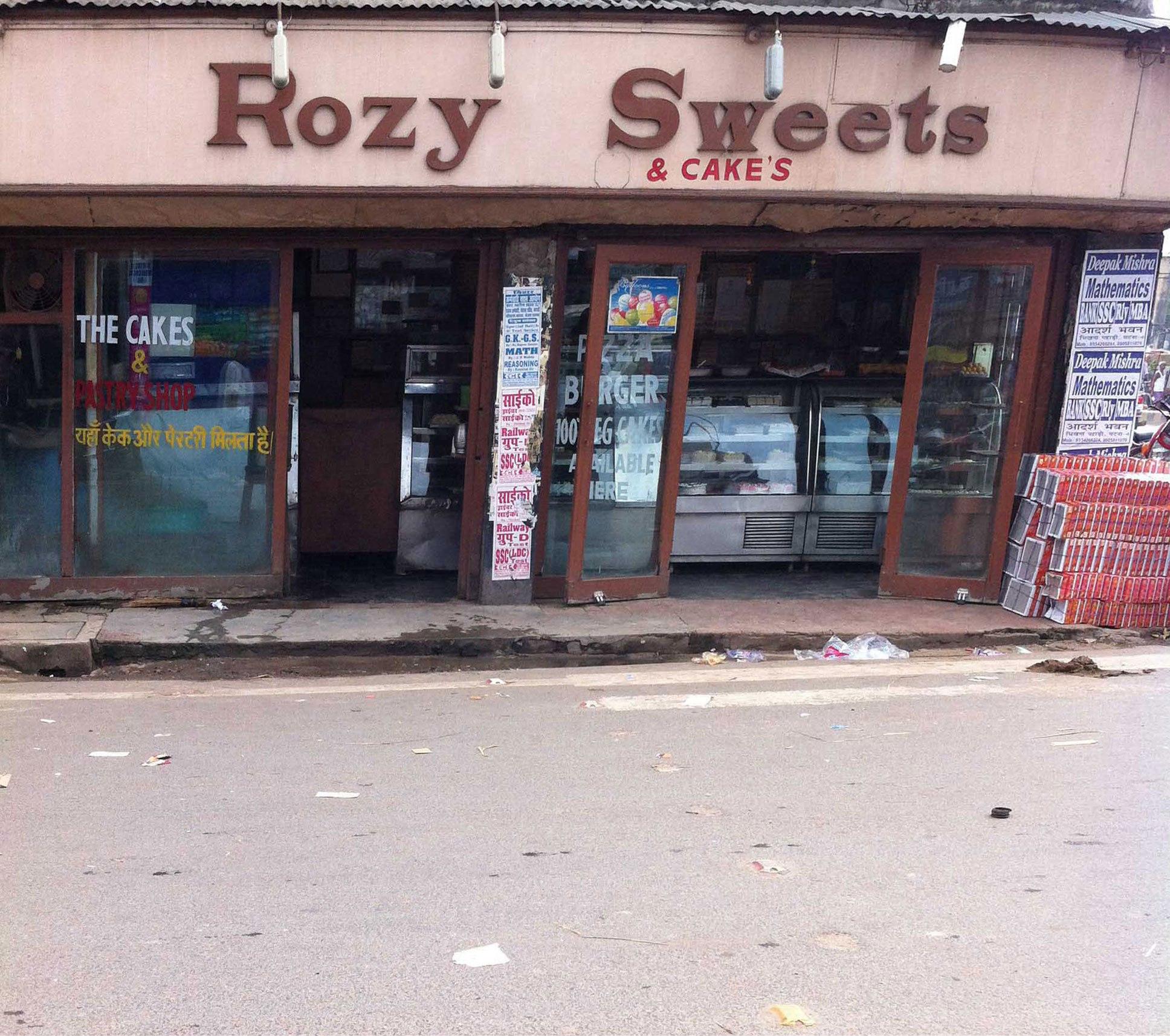 Rozy Sweets & Snacks - Golambar - Patna Image