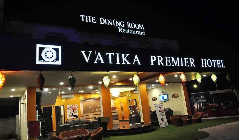 Vatika Premier Hotel - Khajpura - Patna Image