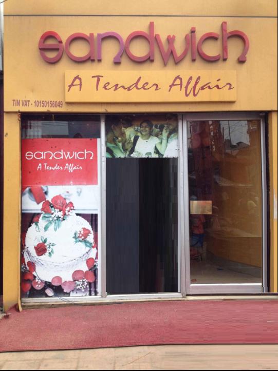 Sandwich - Patliputra Colony - Patna Image