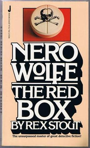 The Red Box - Rex Stout Image
