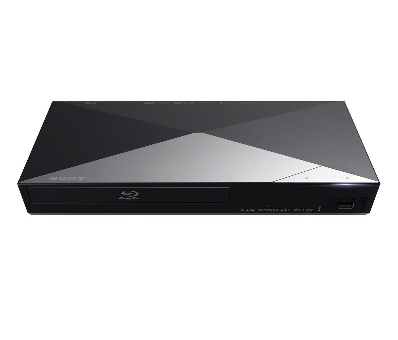 Sony BDP-S4200/B Full HD 3D Smart Blu-ray Disc Player Image