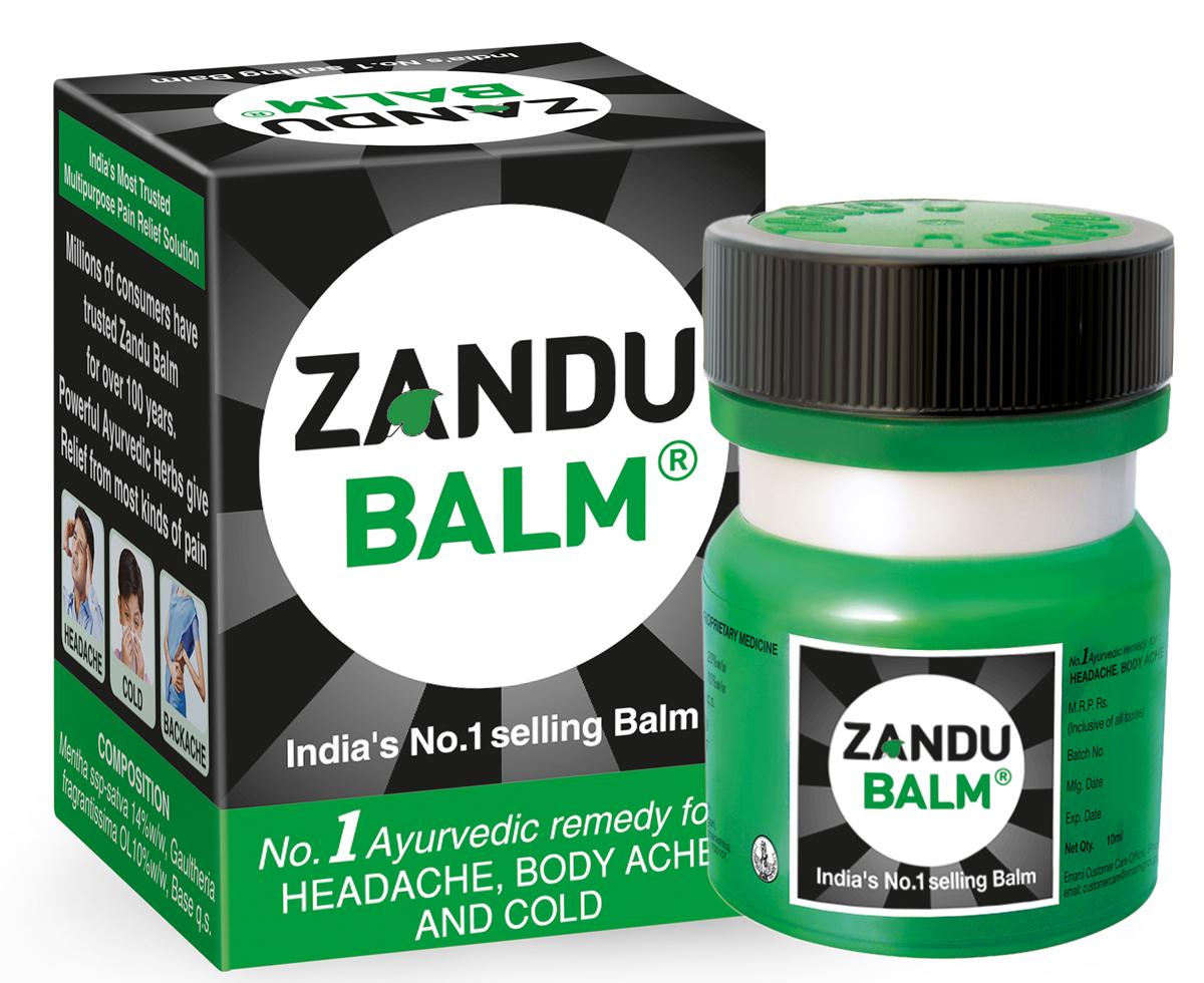 Zandu Balm Image