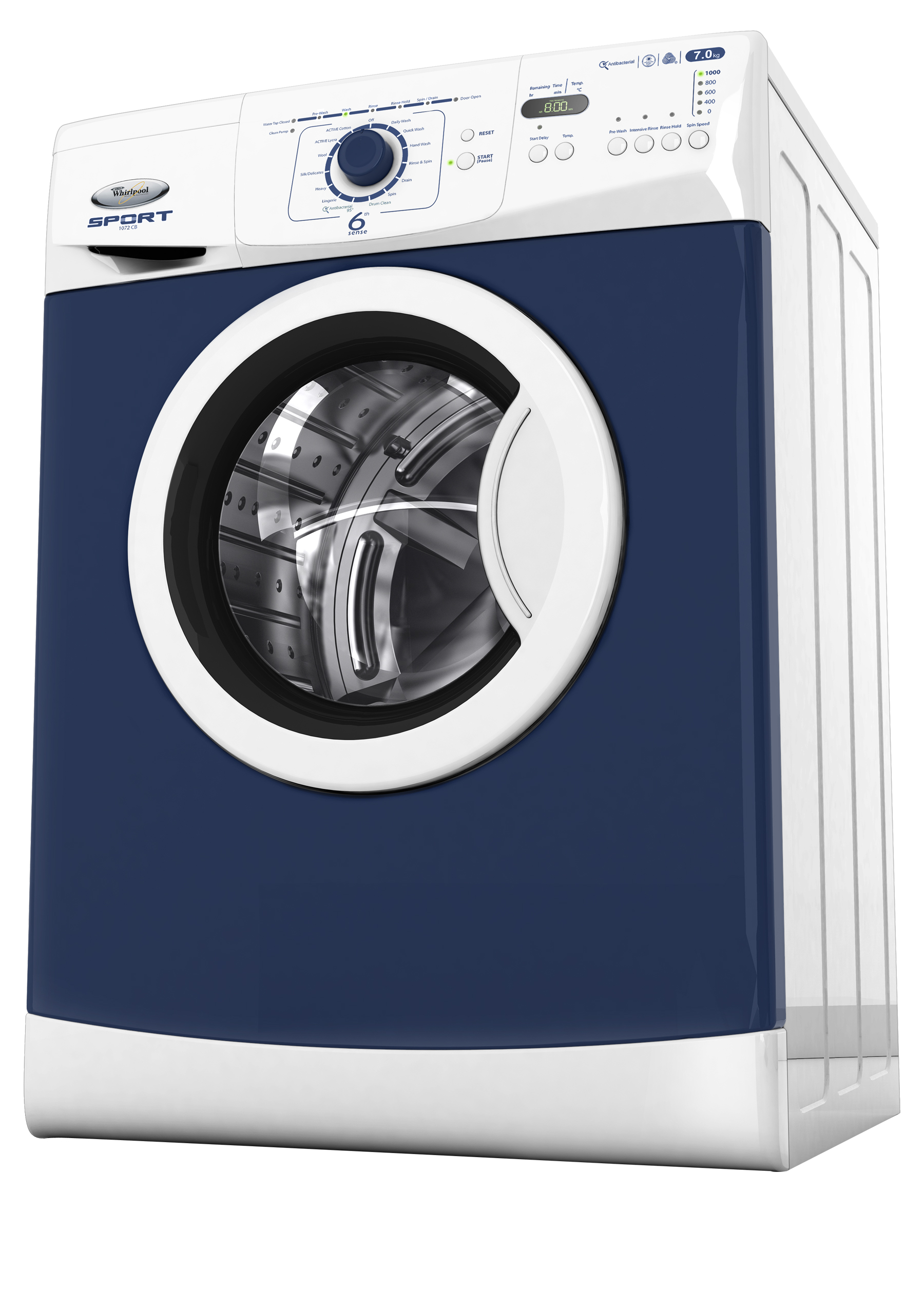 Whirlpool Fully Automatic Front Loading 7 Kg Washing