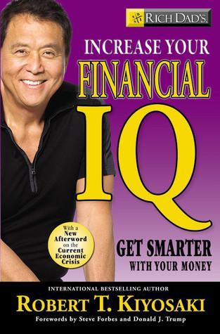 Increase Your Financial IQ - Robert Kiyosaki Image