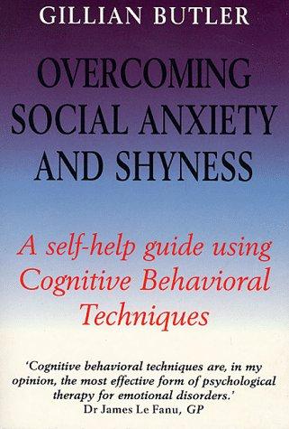 Overcoming Social Anxiety & Shyness - Gillian Butler Image