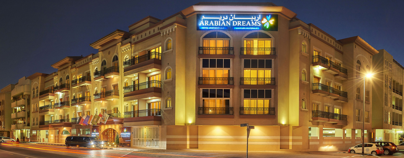 Club Mahindra Arabian Dreams Dubai Image