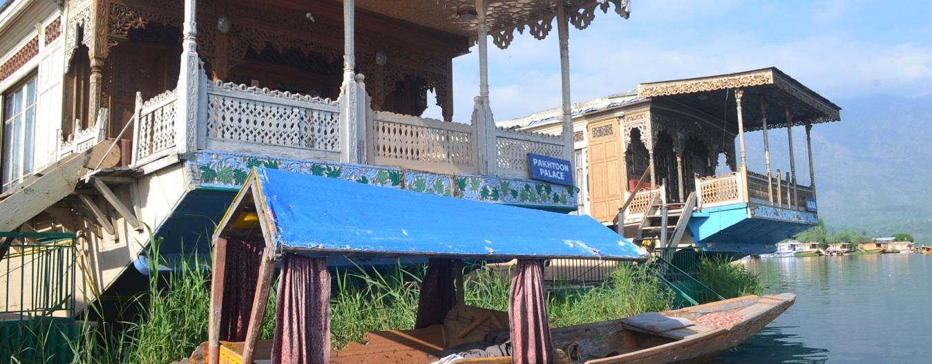 Club Mahindra Houseboats At Srinagar Image