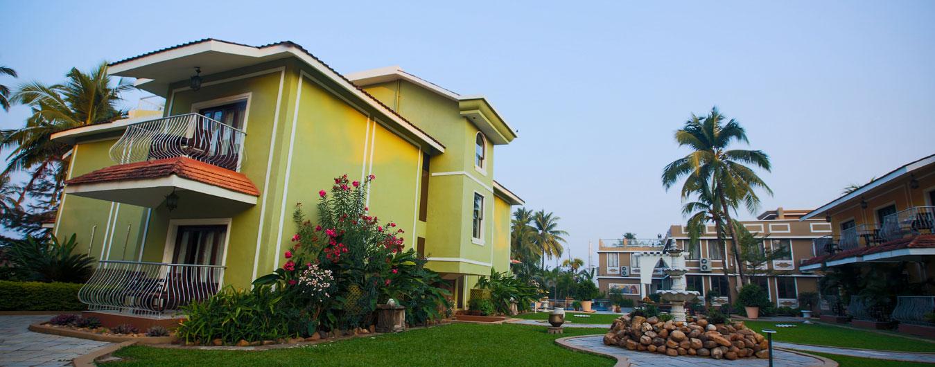 Club Mahindra Acacia Palms Goa Image