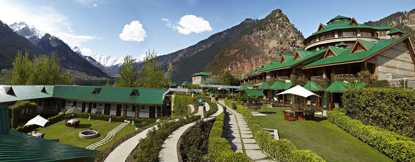 Club Mahindra White Meadows Manali Reviews Resort Booking
