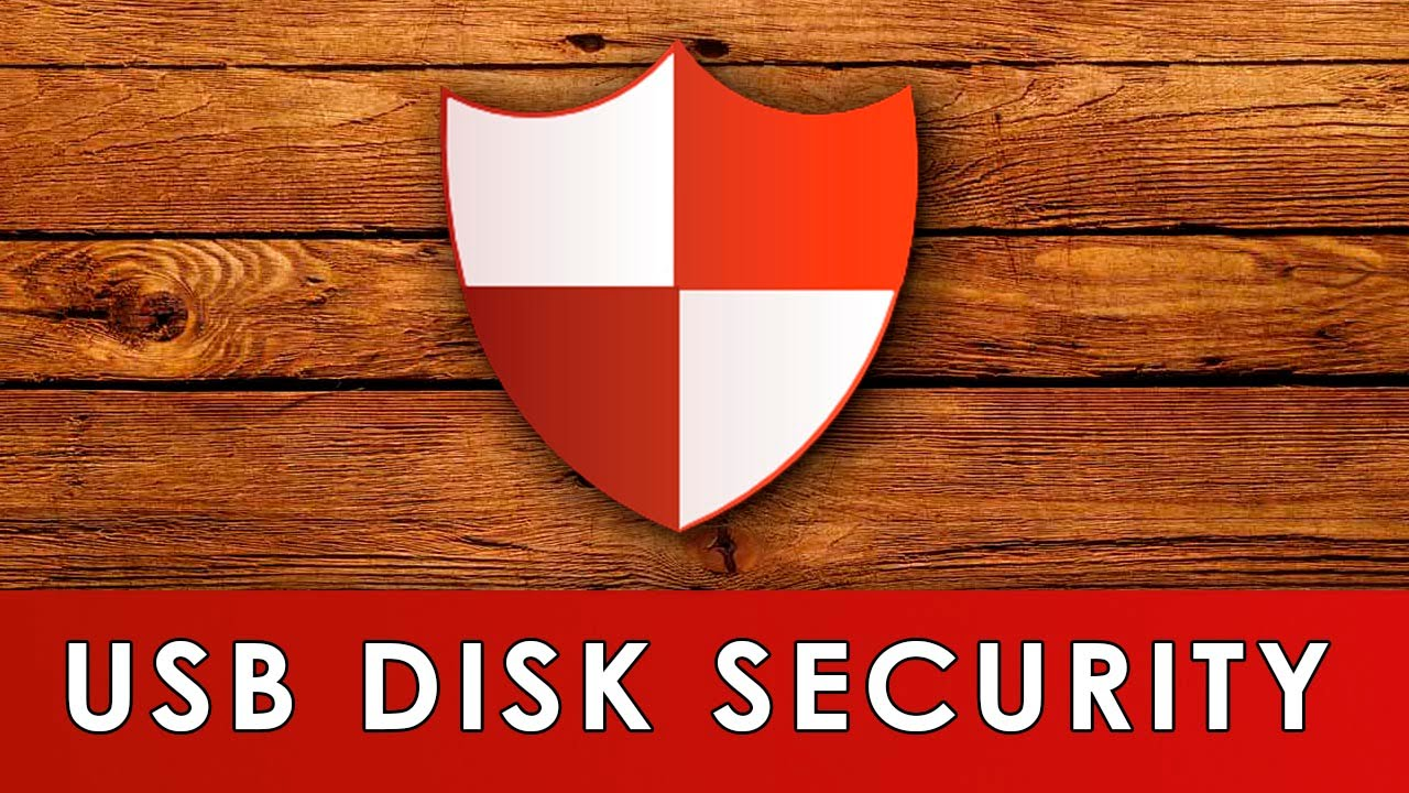 USB Disk Security Image