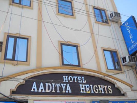 Hotel Aaditya Heights - Railway Link Road - Amritsar Image