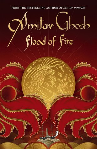 Flood of Fire - Amitav Ghosh Image
