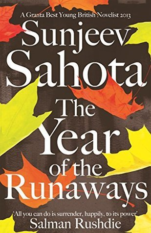 The Year of the Runaways - Sunjeev Sahota Image