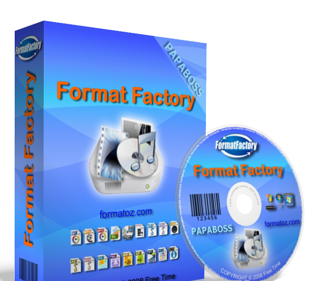 Format Factory Image