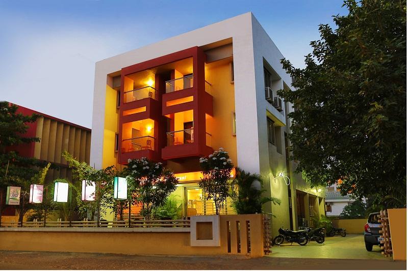Hotel The Leaf - CIDCO - Aurangabad Image