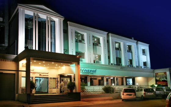 Hotel Bagga International - Jalna Road - Aurangabad Image