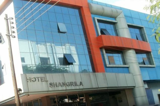 Hotel Shangrila Inn - Rana Nagar - Aurangabad Image