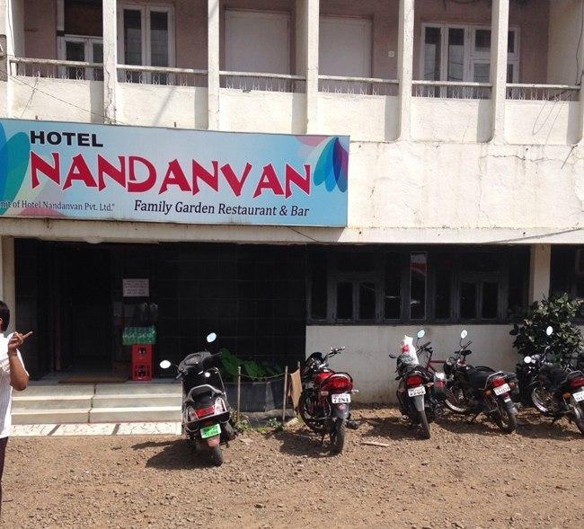 Hotel Nandanvan - Usmanpura - Aurangabad Image