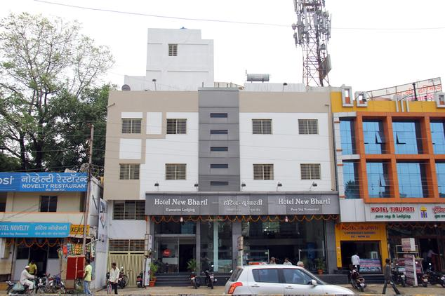 Hotel New Bharti - Vedant Nagar - Aurangabad Image