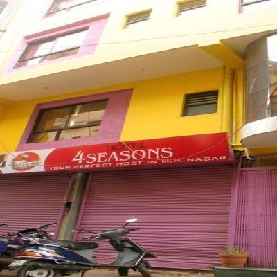 Hotel 4 Seasons - MP Nagar - Bhopal Image