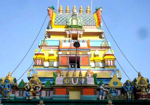Chilkur Balaji Temple - Hyderabad Image