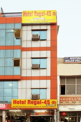 Hotel Regal - Sector 45 A - Chandigarh Image