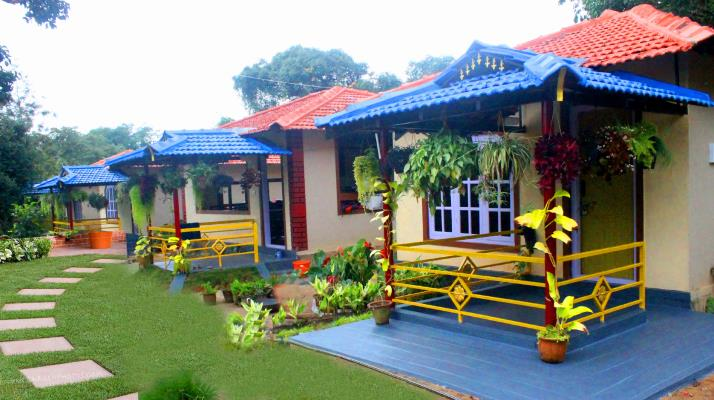 Coorg Cliff View Homestay - Ponnampet - Coorg Image