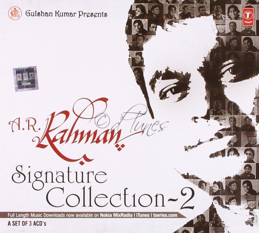 A.R Rahman Signature Collection- 2 Image