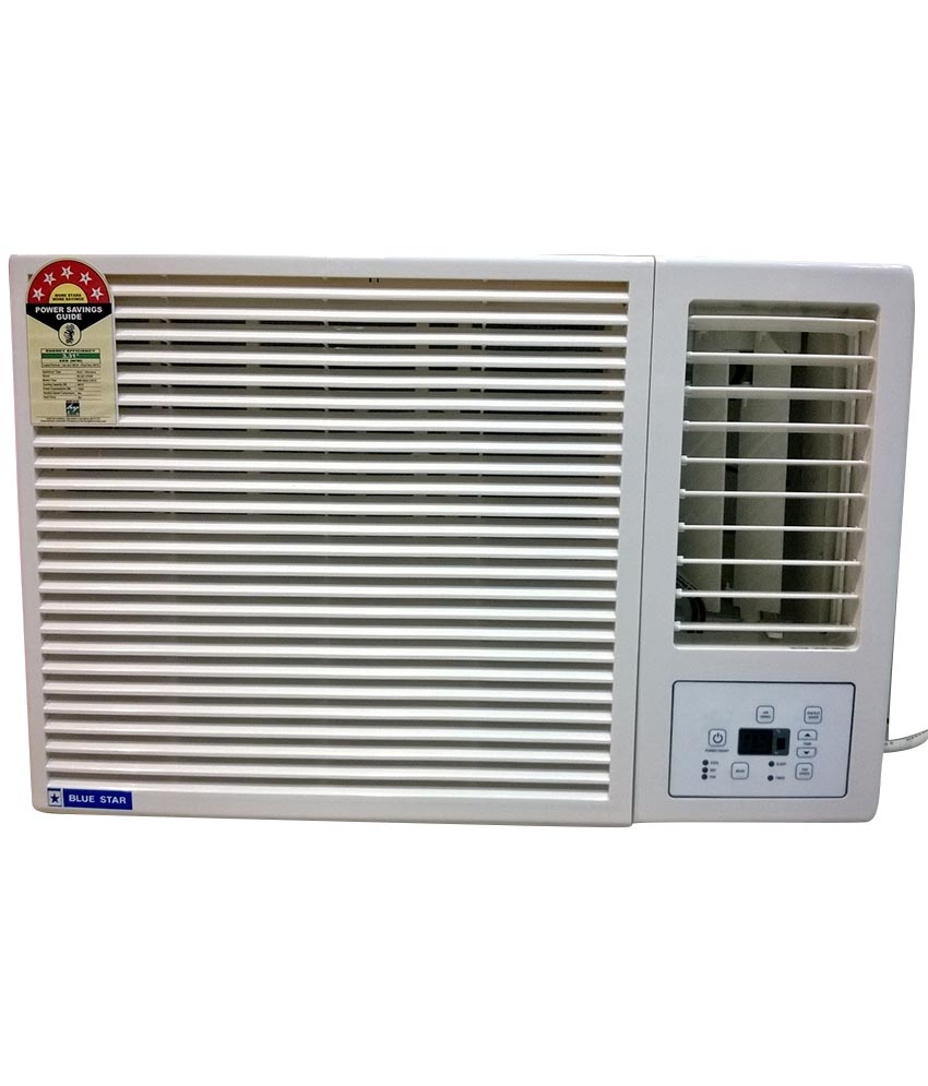 Blue star 5w18ga 1 5 ton 5 star window ac reviews price for 1 ton window ac price in kolkata